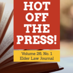 Hot off the Press! Vol. 26, No. 1 is Here!