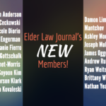Welcome to our Newest Members!